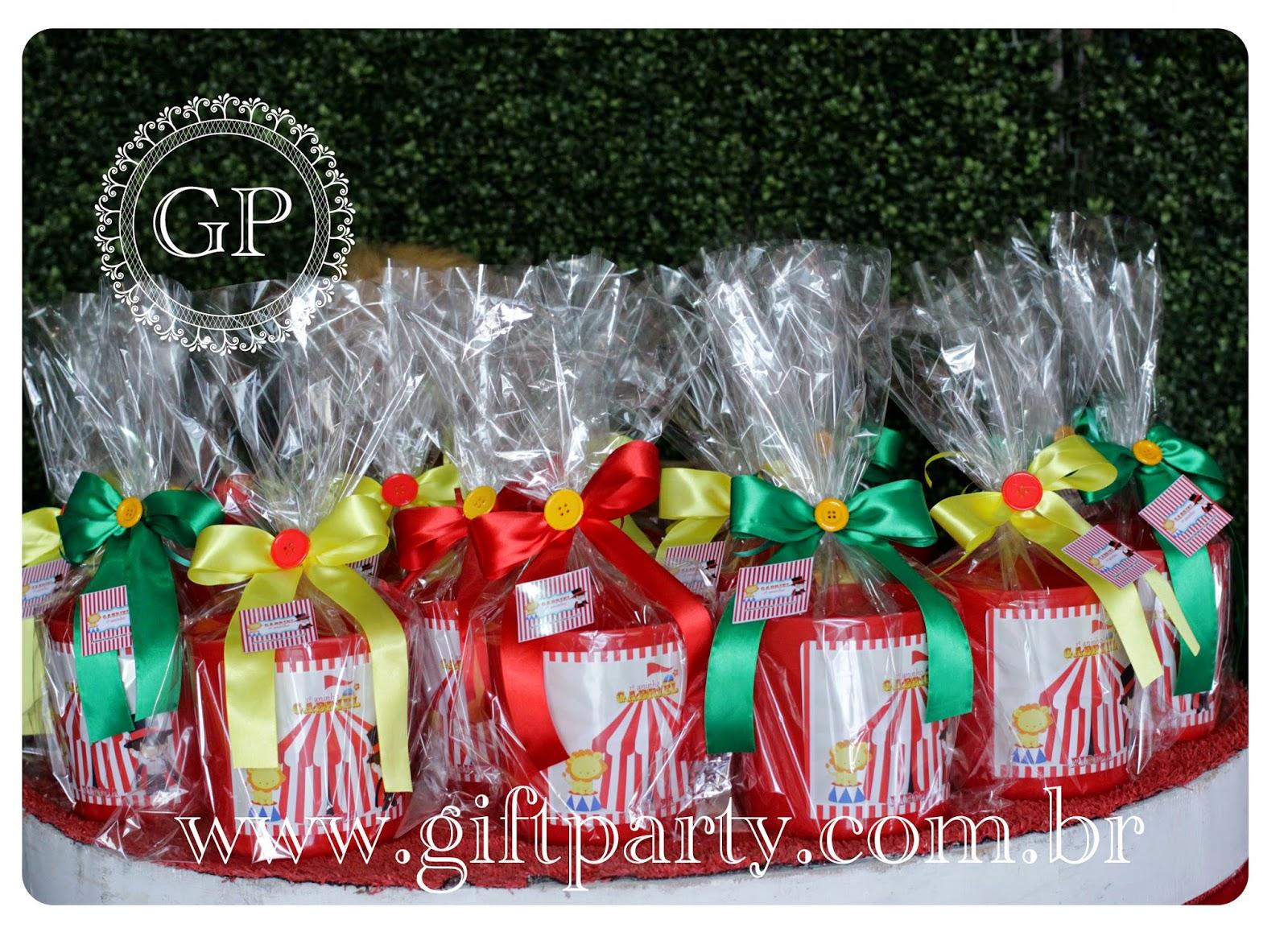 Balde De Pipoca Gift Party Ateliê