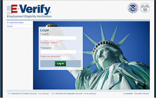 E-Verify Login