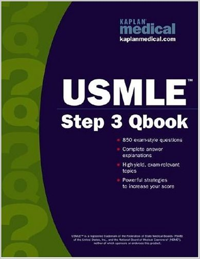 usmle usmle step 3 qbook from kaplan medical the leading provider of