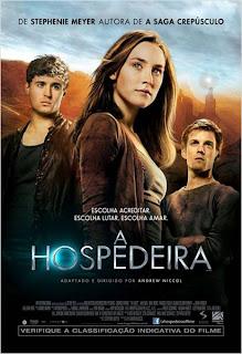 """Poster do filme """"A Hospedeira"""""""