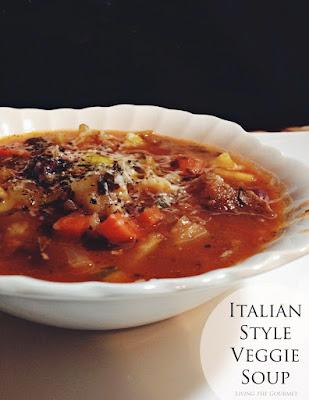 Italian Style Veggie Soup