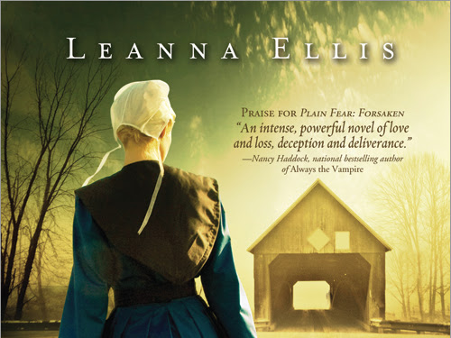 (Interview/Giveaway) Plain Fear: Forbidden by Leanna Ellis