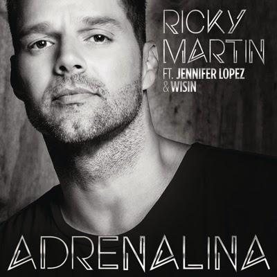 Wisin - Adrenalina (ft. Jennifer Lopez & Ricky Martin)