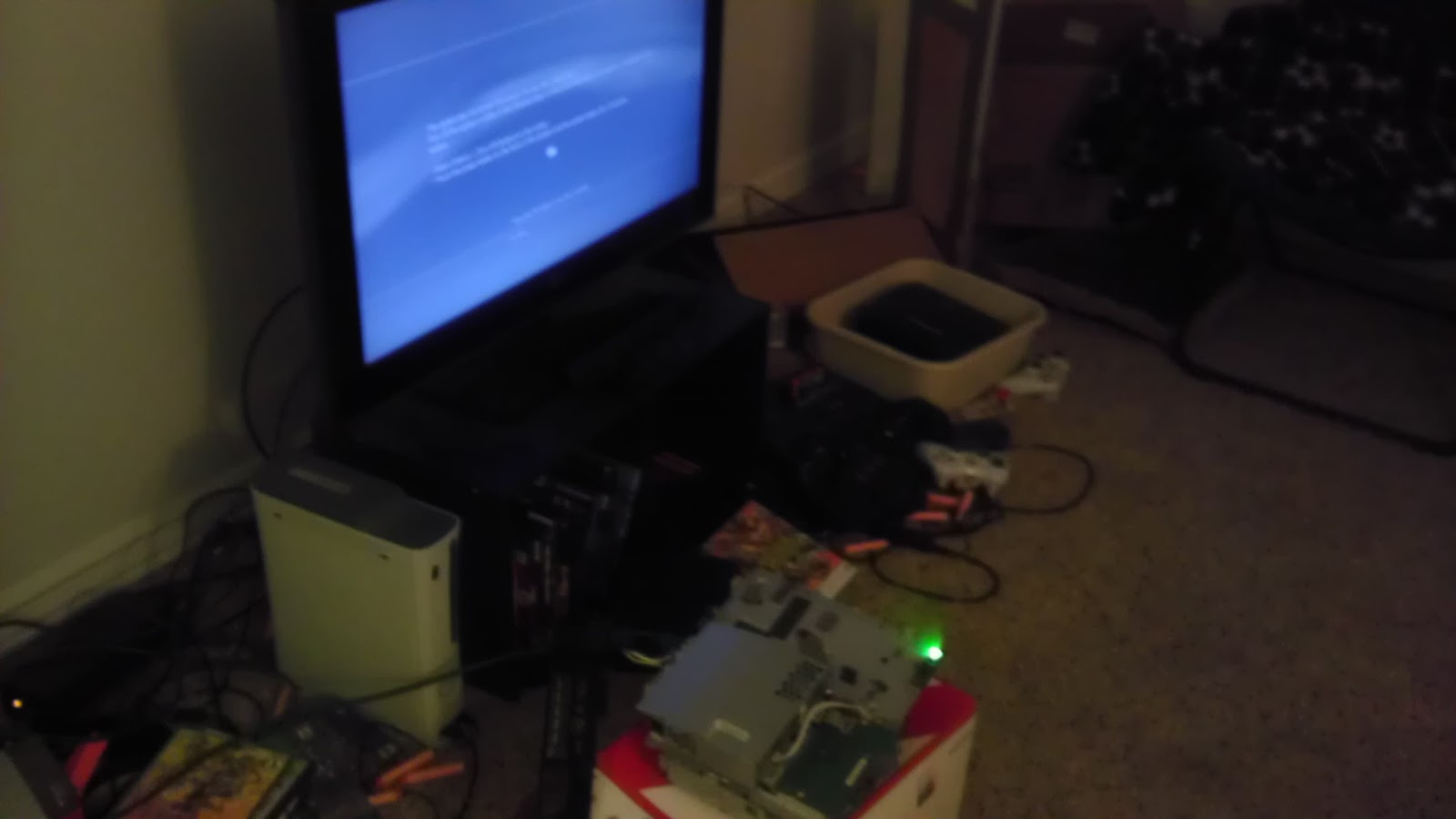 Fixing Red Ring Of Death Original Xbox