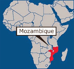 Mozambique is in Africa