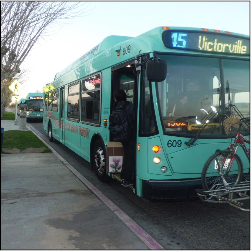 Valley Transit Bus Picture