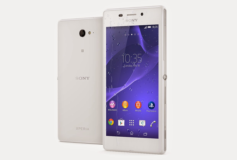 Sony Xperia M2 Aqua Smartphone