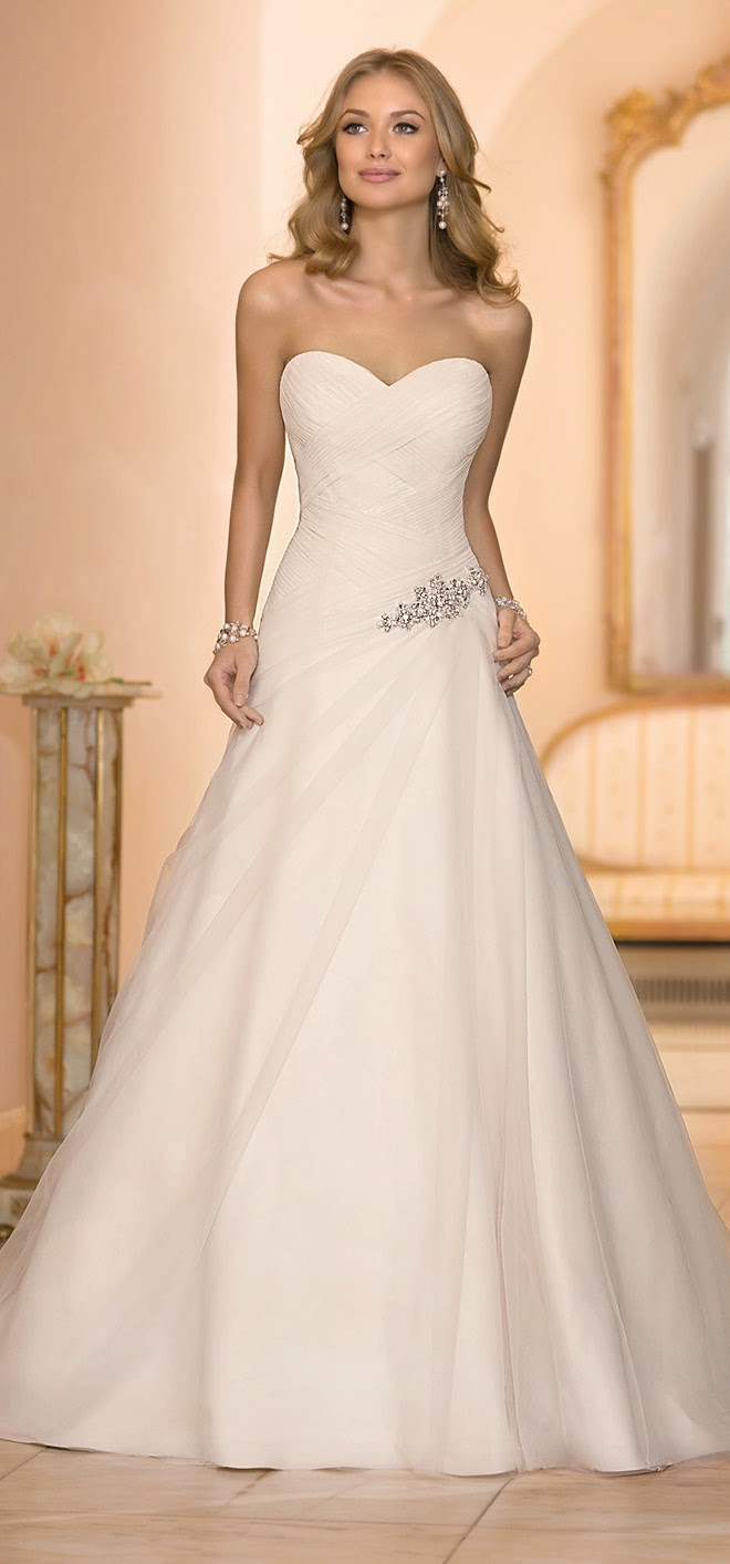 Wedding Dresses  York : Please contact stella york for authorize retailers and pricing
