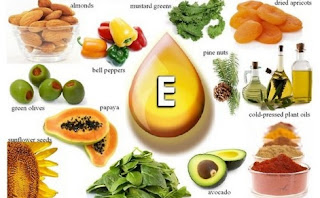 Fungsi Vitamin E Dalam Tubuh