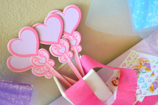 Mommy Testers Make your own Disney Princess wand  #DreamParty
