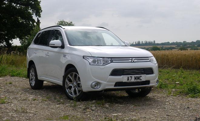 Mitsubishi Outlander Plug-in Hybrid EV