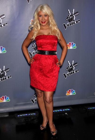 the voice christina aguilera hot pants. Christina Aguilera - #39;The