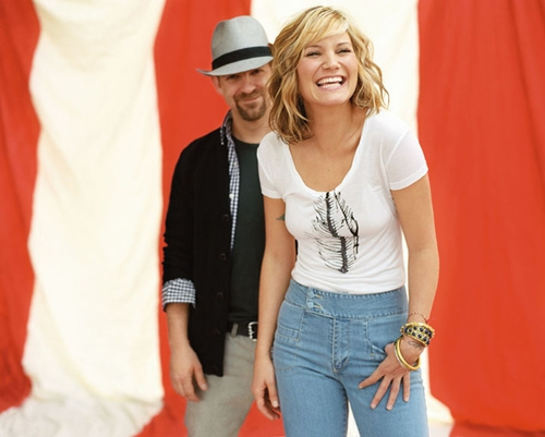 the long holiday weekend, with Sugarland frontwoman Jennifer Nettles