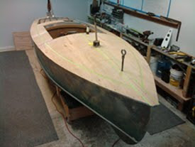 New Build: 16' Garwood deck template