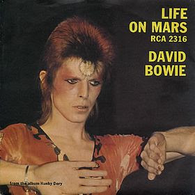 DAVID BOWIE - Life on Mars