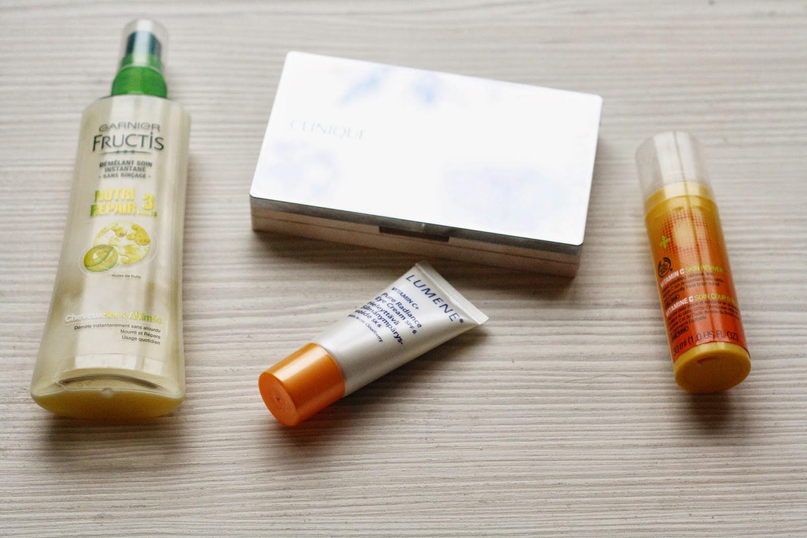 Garnier Fructis Detangling Spray