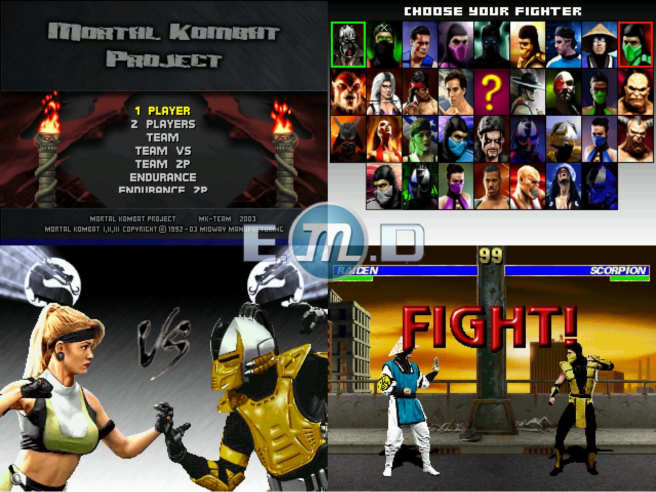 mortal kombat project Mortal kombat project, free and safe download mortal kombat project latest version: the 2d fighting game classic returns in this free version.