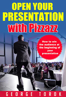 Opening your your presentation ebook on Amazon