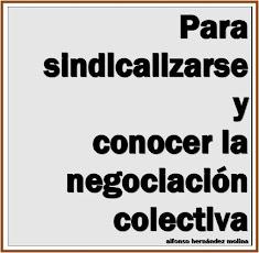 MANUAL DERECHO SINDICALIZACIÓN Y NEGOCIACIÓN COLECTIVA.