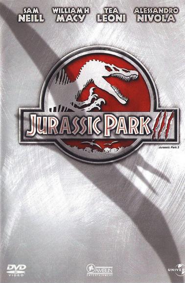 Filme Jurassic Park 3 Dublado AVI DVDRip