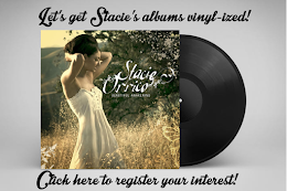 LET'S GET STACIE ON VINYL!