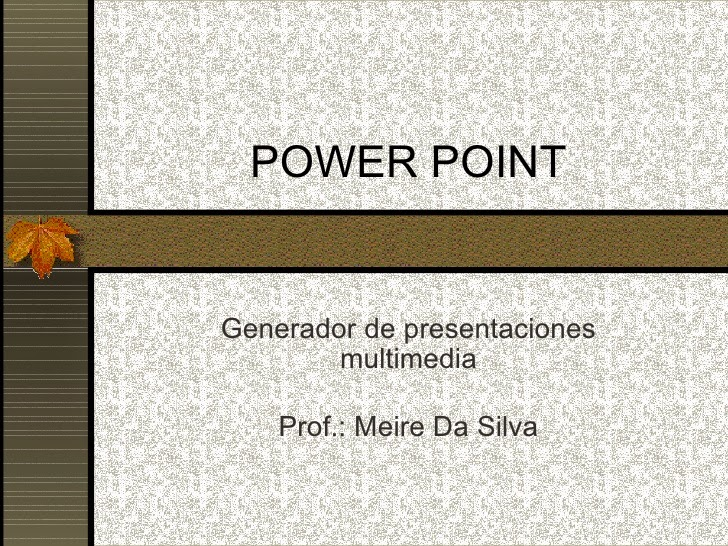 http://www.slideshare.net/MeireComputacion/power-point-pautas-para-una-buen-trabajo