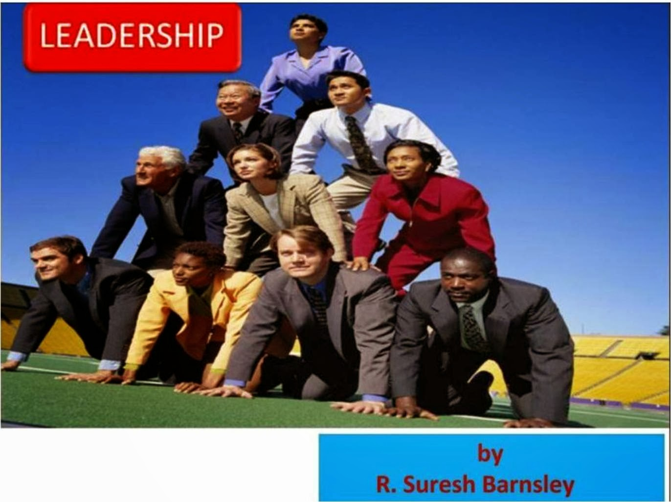 Leadership Training ppt