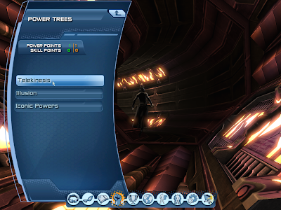 DC Universe Online - Power Trees