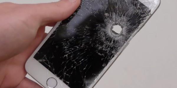 iPhone 6 shot!
