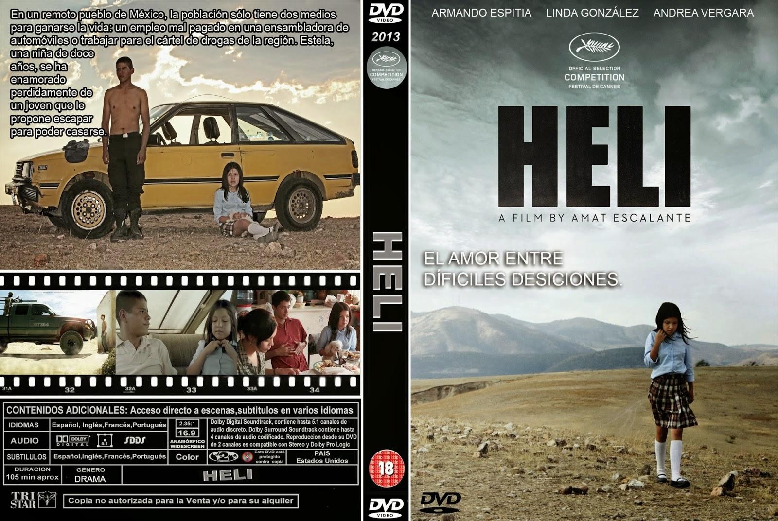 Эли / Heli. 2013.