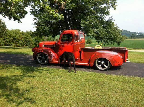 Slammed 1941 Chevy Pickup Auto Restorationice