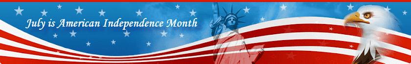 July Banner