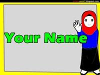 Background Ppt Kartun Islami 3 Download Powerpoint Gratis