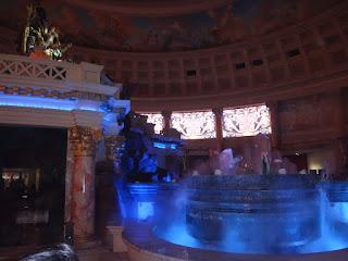 aquario - cassino caesars palace - las vegas
