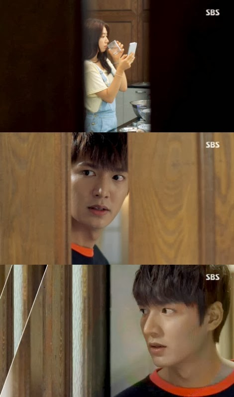The Heirs Episode 4 Review: Lee Min Ho Finds Out That Park Shin Hye is