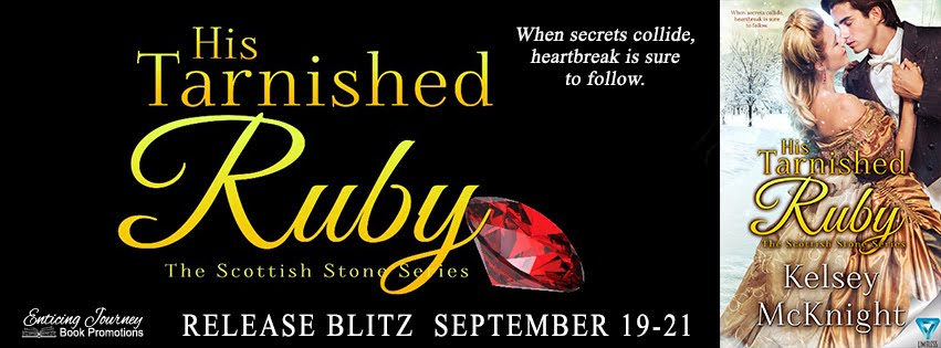 His Tarnished Ruby Release Blitz