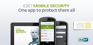 app android Eset Mobile Security