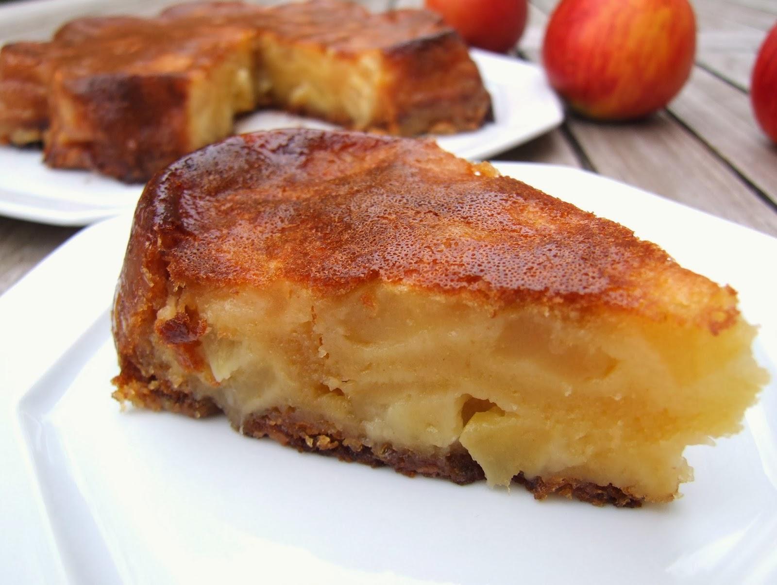 Cooking julia moelleux aux pommes - Recette dessert rapide thermomix ...