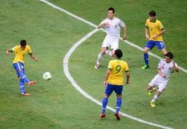Gols do Brasil Copa das Confederações Brasil 2013