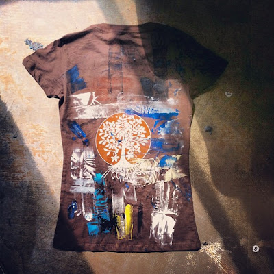 My+spatula+cleaning+shirt. - Soul Flower's In-House Screen Printing