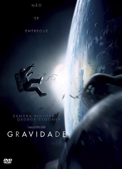 Filme Gravidade Dublado AVI BDRip