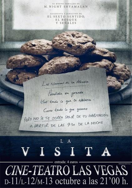 Cine: La Visita