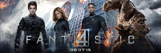 Fantastic Four 2015 Trailer
