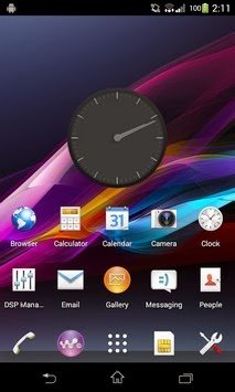 CM11 CM10 Sony XPERIA Z theme Apk Full Download