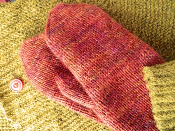 fall knitting defined