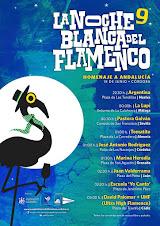 LA NOCHE BLANCA DEL FLAMENCO 9 CÓRDOBA SÁBADO 18 DE JUNIO 2016 - PLAZAS Y CALLES