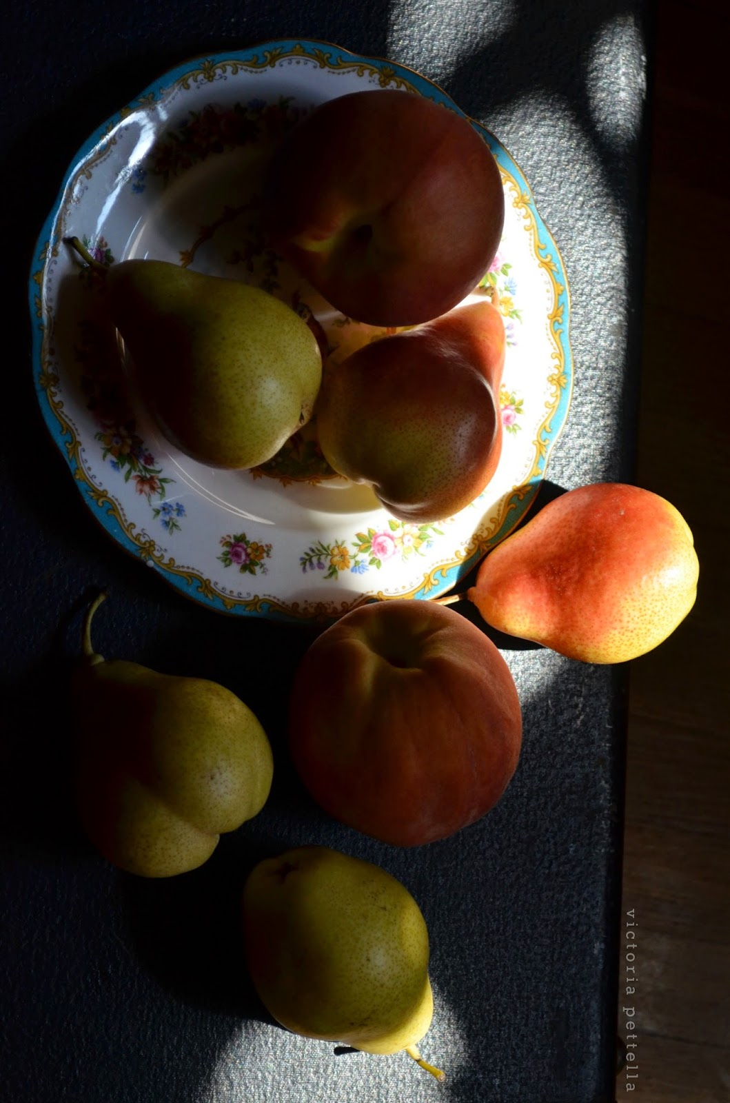 still life~fruits of summer