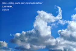 動物雲の画像集