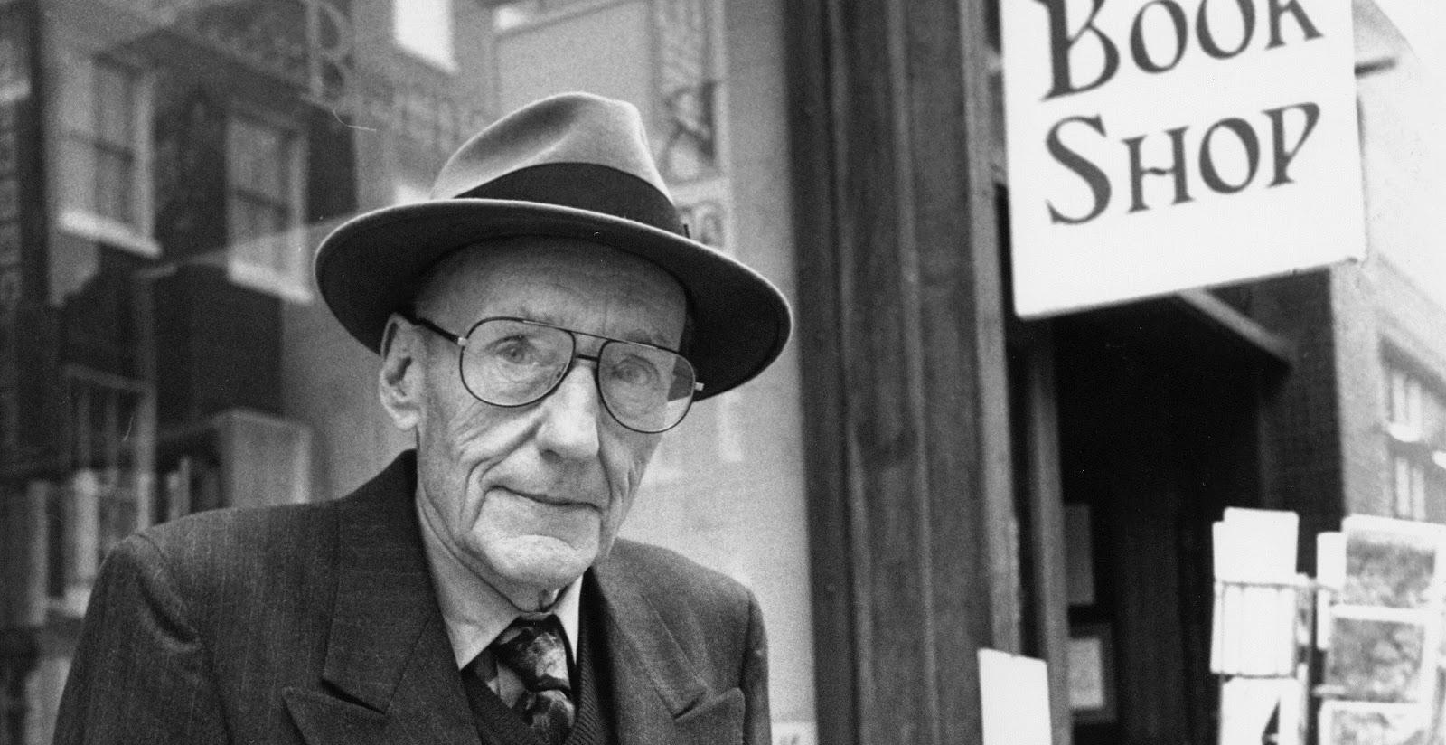 William Burroughs Terrorises Soho, Sex And Scientology On