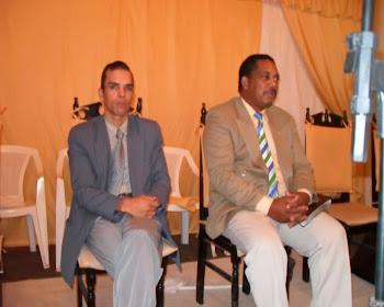 Pr. Isaias  e o  Pr. Edson   Ass. de  Deus  congregação  de  Dois  Corregos sp
